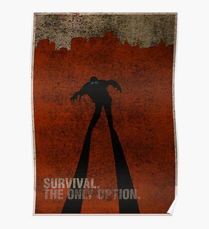 Zombie Survival. Poster