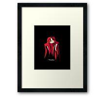 Voodoo Framed Print