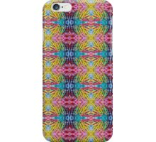 Paper clips Tessellation  iPhone Case/Skin