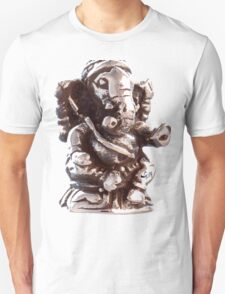 RUSTIC GANESH T-Shirt