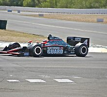 Indy - JR Hildebrand #4 by DaveKoontz