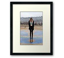 grudge Framed Print