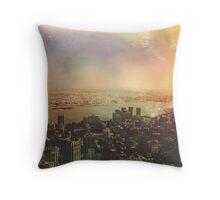 NYC 2 Throw Pillow