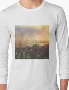 NYC 2 Long Sleeve T-Shirt