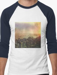 NYC 2 Men's Baseball ¾ T-Shirt