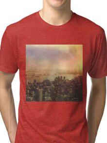 NYC 2 Tri-blend T-Shirt