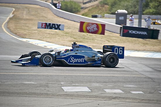 Indy - James Hinchcliff #06 by DaveKoontz