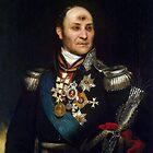Three-eyed war hero by straszek