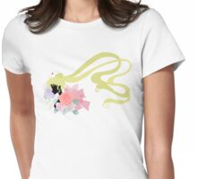 Sailor Moon Crystal Womens Fitted T-Shirt