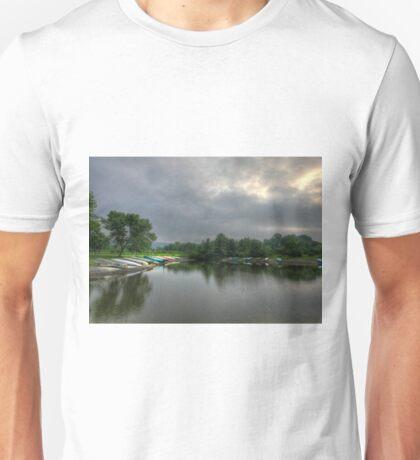 Memorial Lake Unisex T-Shirt