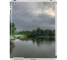 Memorial Lake iPad Case/Skin