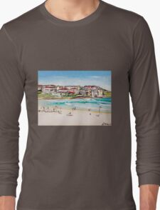 Bondi Beach at its best  Long Sleeve T-Shirt