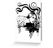 Cigarette Greeting Card