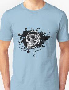 White Skull Glow T-Shirt