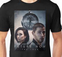 Future Now The Tour Demi Lovato Nick Jonas Gunahad01 Unisex T-Shirt