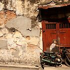 Street Art Of Georgetown Penang by MiImages