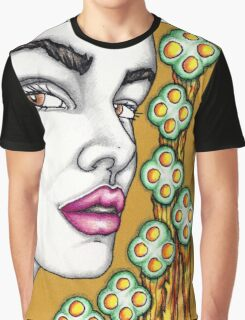 The 7 of Wands Graphic T-Shirt