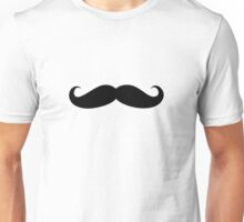 Moustache Unisex T-Shirt