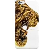 Wild nature - lion iPhone Case/Skin