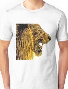 Wild nature - lion Unisex T-Shirt