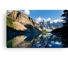 Moraine Lake Canvas Print