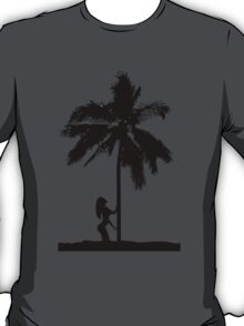 palm woman T-Shirt