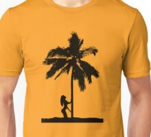 palm woman Unisex T-Shirt