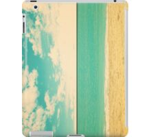 Retro Beach iPad Case/Skin