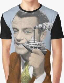 My uncle smoked a boat Graphic T-Shirt