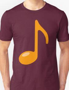 orange note Unisex T-Shirt