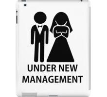 Marriage Mangment iPad Case/Skin