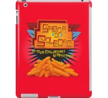 Sabor De Soledad iPad Case/Skin