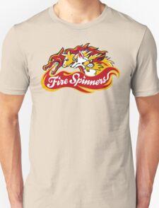 Team Fire Types - Fire Spinners T-Shirt