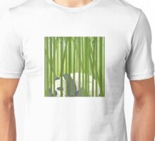 Sleeping Panda Unisex T-Shirt