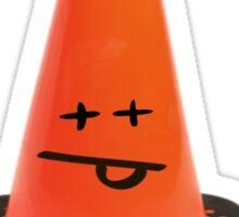 Cone killer  Sticker