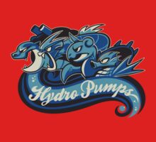 Water Types - Hydro Pumps Baby Tee