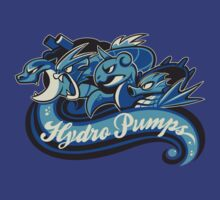 Water Types - Hydro Pumps by Kari Fry