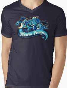 Water Types - Hydro Pumps Mens V-Neck T-Shirt