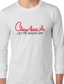 Chew-bac-a Long Sleeve T-Shirt