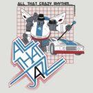 All that jazz by GordonBDesigns