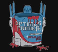 Optimus Primer by GordonBDesigns