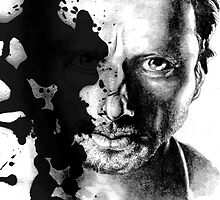 Rick Grimes (Walking dead) by ClarePaterson