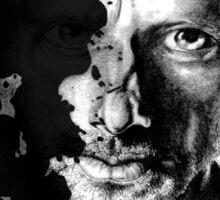 Rick Grimes (Walking dead) Sticker