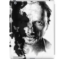 Rick Grimes (Walking dead) iPad Case/Skin