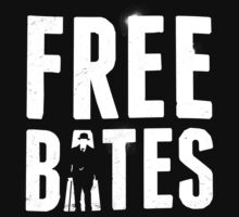 Free Bates One Piece - Short Sleeve