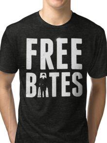 Free Bates Tri-blend T-Shirt