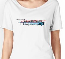 CDG Paris Airport Women's Relaxed Fit T-Shirt
