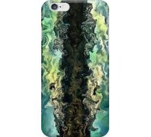 The split art case by rafi talby iPhone Case/Skin