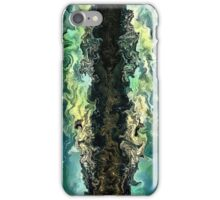 The split art case by rafi talby iPhone Case/Skin