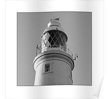St Marys Lighthouse, Whitley Bay Poster